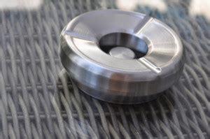 Die Richtige Pflege Für Metallaschenbecher Aschenbechercom