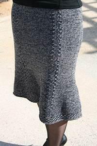 Bell Curve skirt - Winter 2007 - Knitty | Wool Love | Pinterest