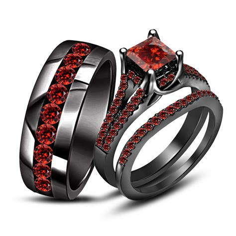 wedding ring sets his and hers choosing the best wedding ring sets his and hers