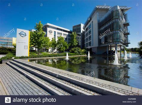 Adam Opel Haus, Headquarters Of The Adam Opel Ag