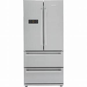 BEKO GNE 60520 X Réfrigérateur Américain Achat / Vente réfrigérateur américain BEKO GNE 60520