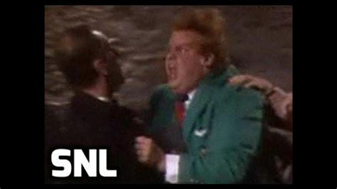 Guy knocks chris farley impression out of the park. Best of SNL- Angry Chris Farley, Colombian Coffee Crystals ...