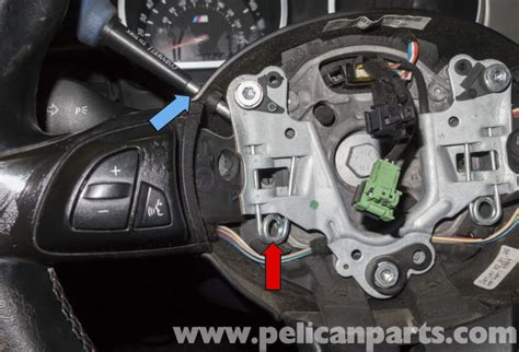 small engine repair training 2012 bmw z4 interior lighting bmw z4 m steering wheel driver airbag replacement 2003 2006 pelican parts diy maintenance