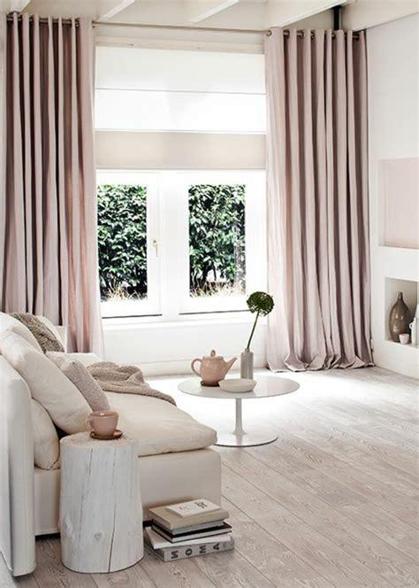 Moderne Wohnzimmer Vorhänge by Gardinen Ideen Inspiriert Den Letzten Gardinen Trends