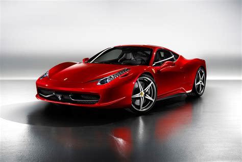 ferrari  italia specifications  history