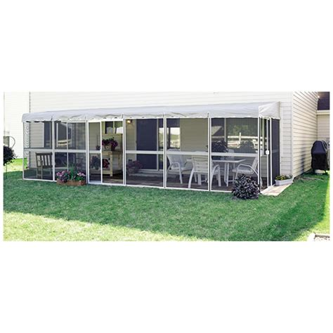 kay home products 10 panel 50 quot patio mate screened