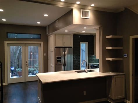 dallas condo kitchen remodel hatfield builders remodelers