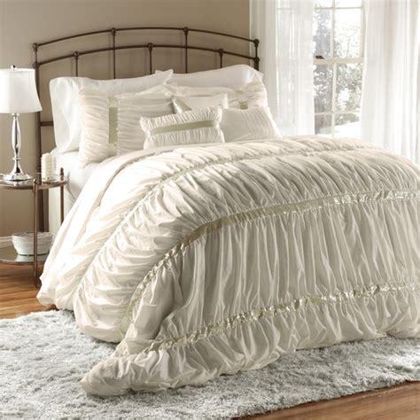 shop lush decor stelle  piece comforter set overstock