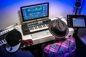 Courses in music production, sound engineering and Dj'ing ...