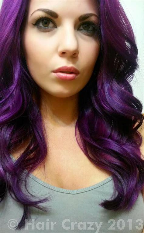Purple Hair Photos