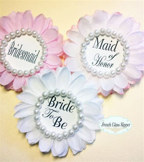 wedding bridal shower corsage mother of the blush and pink pinteres