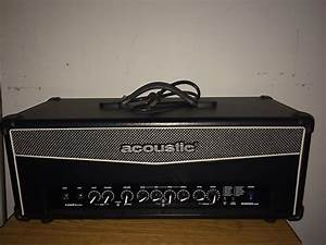 Acoustic G120h Dsp Head Near Perfect