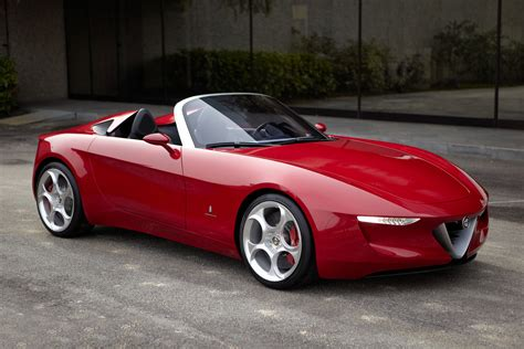 New Alfa Romeo Spider by New Alfa Spider 2015 Duetto Nkh