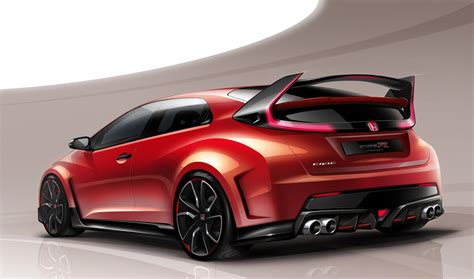 Honda Cars News 2018 Civic Type R Heading To Geneva