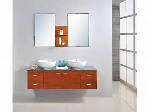 Meuble Salle De Bain En Solde : soldes meuble de salle de bain vente unique ensemble de salle de bain leila ~ Teatrodelosmanantiales.com Idées de Décoration