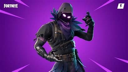 Fortnite Raven Wallpapers Resolution Gamer Skies Returns