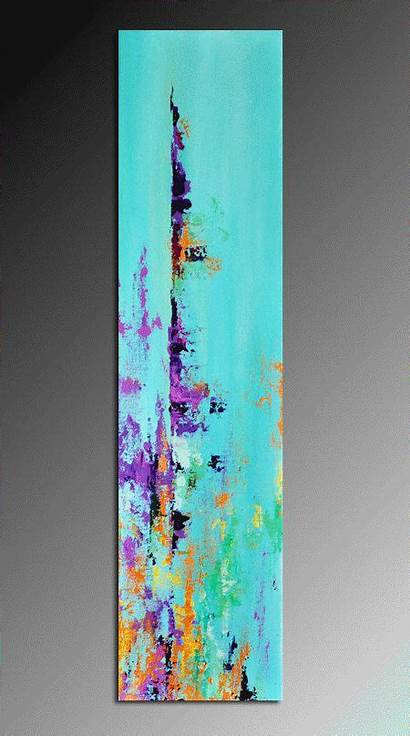 Abstract Painting Paintings Abstrakte Malerei Paint Landscape