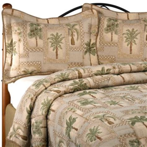 palm tree comforter sets buy palm tree bedding from bed bath beyond