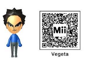 Mii QR Codes