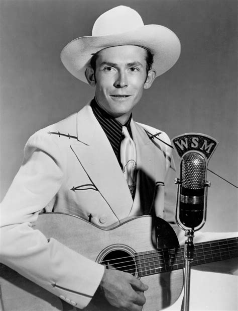 famous dead country singers hank williams