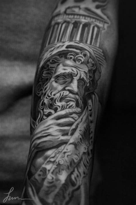 Image result for black marble tattoo'   Greek tattoos