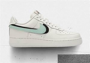 "Nike Air Force 1 ""Swoosh Pack"" Release Date - JustFreshKicks"