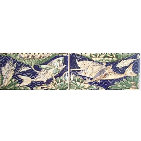 v a fish panel wall tiles kitchen wall tile ideas