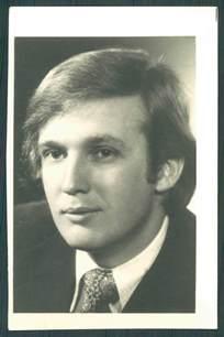 Donald Trump Young