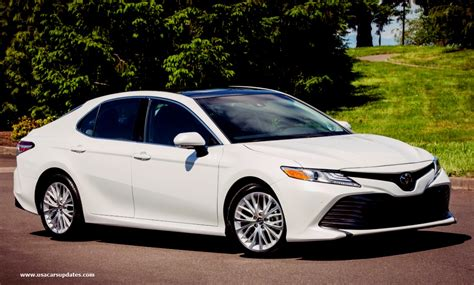 2019 Toyota Usa by 2019 Toyota Camry Xle V6 Release Date Usa Updates