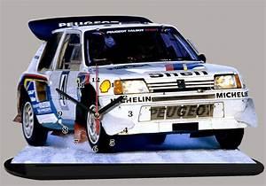Auto 16 : peugeot 205 turbo 16 gr b en miniature auto horloge ~ Gottalentnigeria.com Avis de Voitures