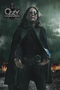 Ozzy Osbourne - black rain Poster   Sold at Europosters