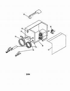 Century 100 Amp Welder Parts
