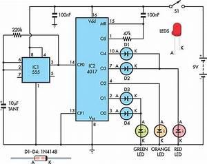 Traffic Lights For Model Cars Or Model Railways