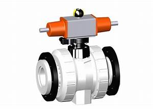 Sygef Standard Ball Valve Type 232 Function Fo  Fail Safe