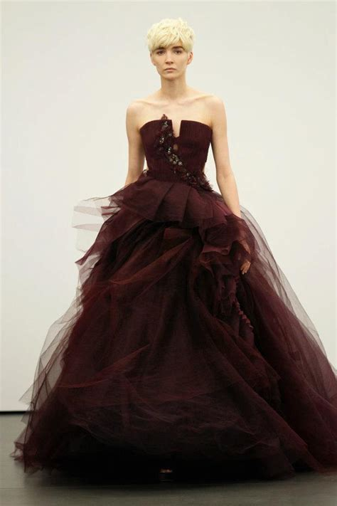 Vera Wang Wedding Dress Collection Spring 2013