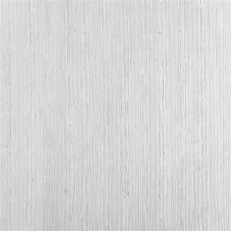 White Painted Wood, Natural Grain  Bullnose Edge
