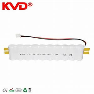 High Temperature Emergency Battery Backup Pack For Led