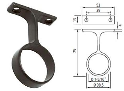 us futaba 83319 orb on metal closet rod