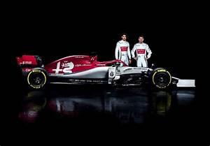 Alfa Romeo F1 : f1 saison 2019 alfa romeo racing c38 ~ Medecine-chirurgie-esthetiques.com Avis de Voitures