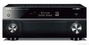 Yamaha Rx-v2081 - Manual - Audio Video Receiver