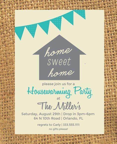 housewarming invitation invitation templates creative