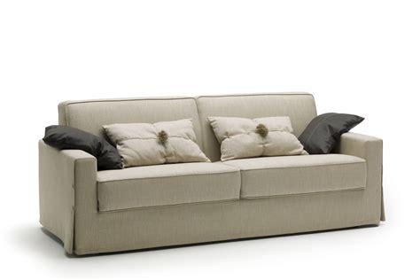 showroom materasso divano letto 140 cm