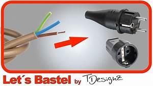 Mehrere Kabel Mit Einem Verbinden : so schlie t deinen stecker richtig an erkl rt vom profi lets bastel youtube ~ Orissabook.com Haus und Dekorationen