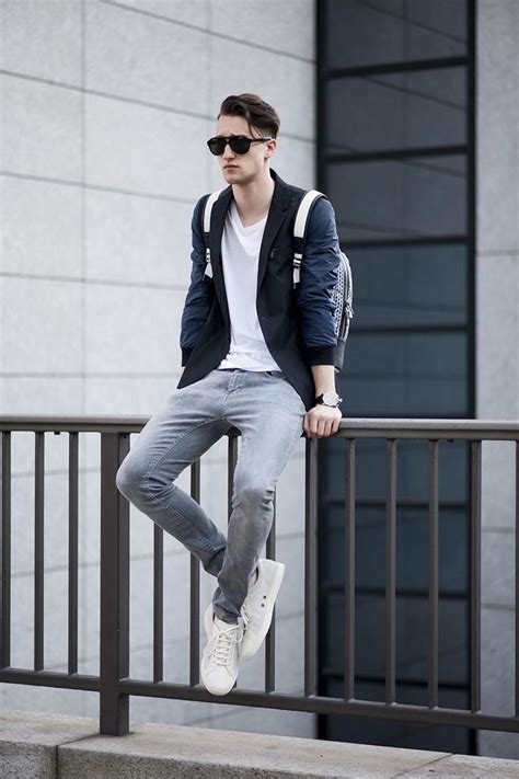 15 Cute Outfits for University Guys-Hairstyles and Dressing
