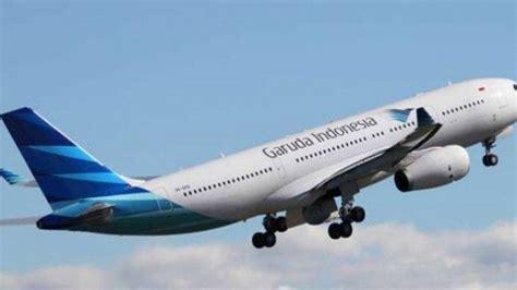 Baru 5 Menit Terbang Kabin Pesawat Garuda Jakarta