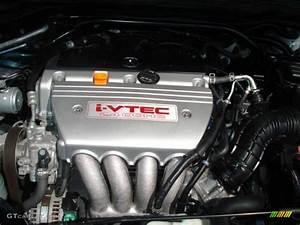 2006 Acura Tsx Sedan 2 4 Liter Dohc 16v I
