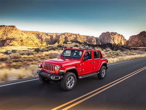 jeep wrangler ecodiesel road test  review