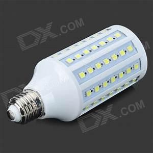 Led 13w E27 : e27 13w 1200lm 7000k 86x5050 led white light bulb 110 220v free shipping dealextreme ~ Markanthonyermac.com Haus und Dekorationen