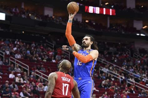 Tuesday August 18th Thunder vs. Rockets Betting Preview
