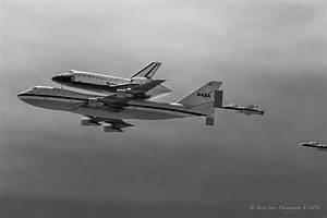 Space Shuttle Endeavor Flyover 12 by Mac-Wiz